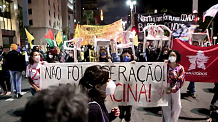Brazil: Thousands march against police brutality in Sao Paulo following deadly favela raid