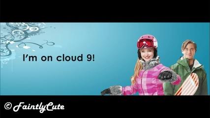 Luke Benward & Dove Cameron - Cloud 9 (песента от Филма)
