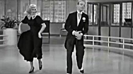 Фред Астер и Джинджър Роджърс, 1936 г.
