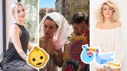 Чакаме ново звездно бебе през 2019-а! Поли Генова -  става майка догодина