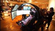 Мечтата на геймърът - най- луксозното геймърско кресло: Mwe Labs Emporer Lx
