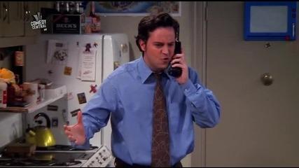 Friends / Приятели - Сезон 6 Епизод 20 - Bg Audio - | Част 2/2 |