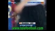 Barselona - Santander 2:0 Ronaldinho
