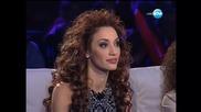 X Factor Bulgaria 25.10.2013 - Theodora Tsoncheva
