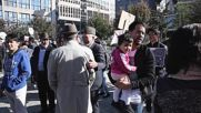 Belgium: Hazaras protest as Afghanistan Conference gets underway in Brussels