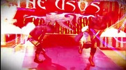 The Usos Entrance Video