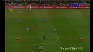 Uruguay 0 - 1 Ghana (muntari)