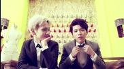 Бг Превод Toheart ( Woohyun & Key) - Delicious Music Video
