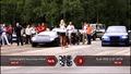 Audi Rs6 Evotech vs Lamborghini Murcielago Lp640