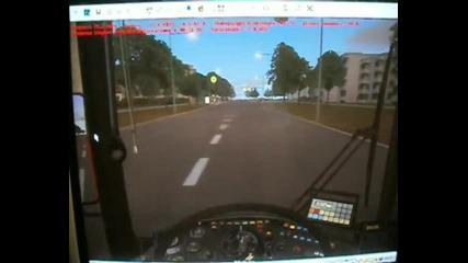 Много бърз курс на линия N13 Berlin-spandau