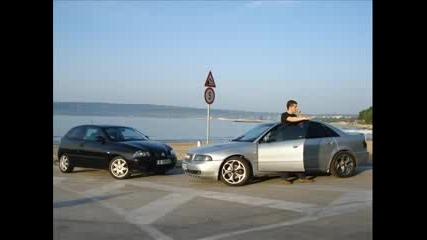 Seat Ibiza 1.4 16v & Audi A4 1.9 Tdi