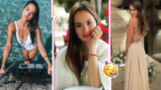 Християна Тодорова изкушава с женствени форми и снимки от слънчев и горещ Кипър
