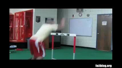 Опасен скок