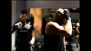 Голдбърг тренира заедно със Кимбо Слаис