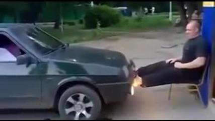 Как в Русия вдигат за крака?