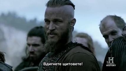 Викинги Сезон 2 епизод 1