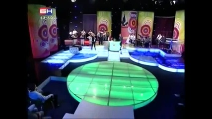 Vesna Zmijanac - Nevera moja - Live - BN Koktel (TV BN 2011)