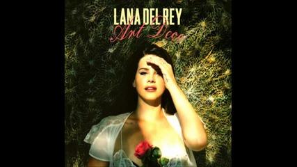 Lana Del Rey - Art Deco (official audio)