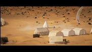 Тунизийски дуел в пустинята ..