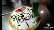Кафе с много любов от Мариян Михайлов за неговата половинка Гери