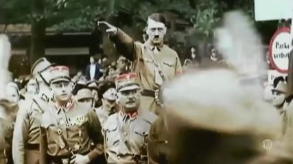Вечна почит! Избрани моменти с Последния Велик Бял Човек - Adolf Hitler - Great Tribute Rare Moments