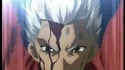 Fate/stay night - 14 { Бг Субс }