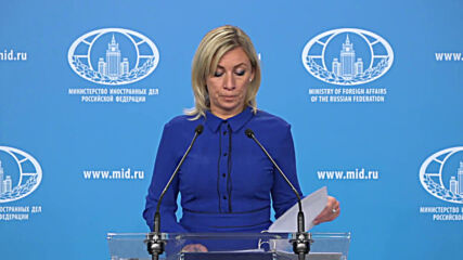 Russia: Zakharova warns against aggressive statements from third parties on Nagorno-Karabakh