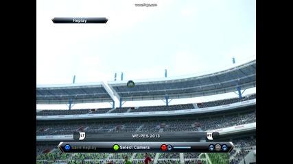 Juan Mata гол с петичка