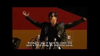 Rammstein - Pussy - Making Of - Part 1 (english subtitles)цензуриран