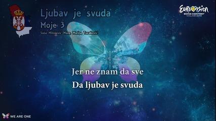 Moje 3 _ljubav je svuda_ (serbia)