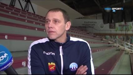 Мирослав Живков: Нивото на първенството е високо