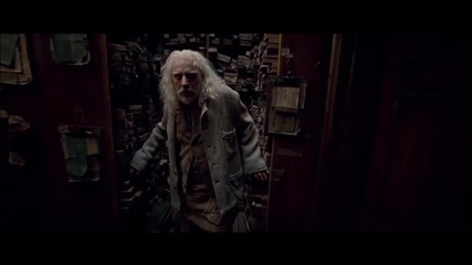 harry potter and a deahtly hallows - official trailer