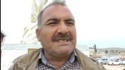 Syria: Thousands of Kurds march in Kobane against imprisonment of PKK leader