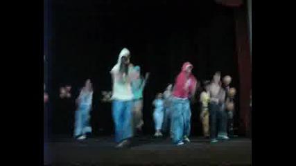 Балет Ралица - Хип - Хоп