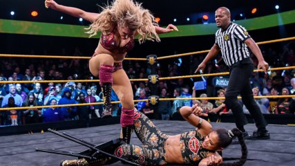 Bianca Belair hurt after Charlotte Flair's chair attack: NXT Injury Report, Feb. 27, 2020