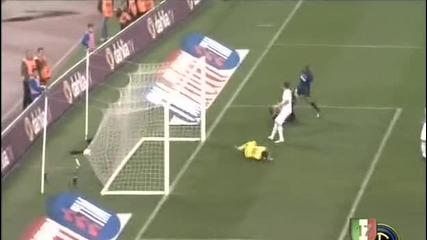 Highlights : Lazio - Inter 0:2