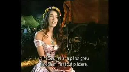 Marlene Favela - Интервю (Zorro La Espada Y La Rosa)