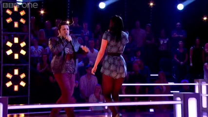 Кристина Мари и Натан Амзи Christina Marie Vs Nathan Amzi Battle Performance - The Voice Uk 2014