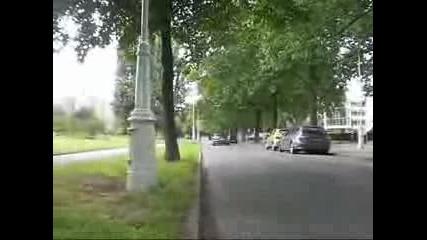 Audi S8 brutal accelerating