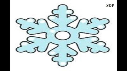 Малката Снежинка:весело Детско Стихче
