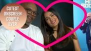 Salma Hayek & Sam L. Jackson imagine themselves married