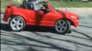 Drift с малка коли4ка xddd