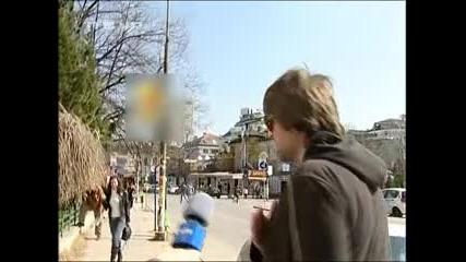 Най - Откачения Репортер - В училище всеки ден си е лъжа!