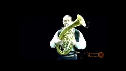 Goran Bregović - Natan I Xara Oikopedo (Borino Oro) - (LIVE) - Moscow - 10.11.2011