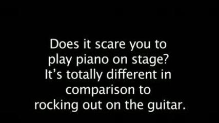 Tokio Hotel - Humanoid City Tour - Interview