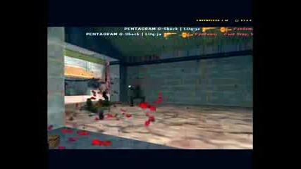 Counter Strike - G-Shock Clan Frag Movie