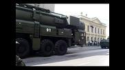 Топол-м минава по улиците на Москва