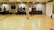 1punch ( 펀치 ) feat Silento ( 사일렌토 ) - Spotlight ( 스포트라이트 안무 연습 영상 ) ( Dance Practice Video )