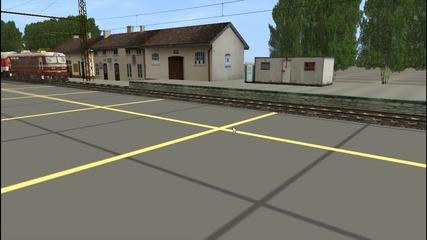 test station Radomir