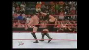Unforgiven 2005 - Big Show Vs. Snitsky